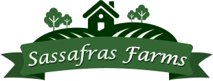 Sassafras Farms, Logo